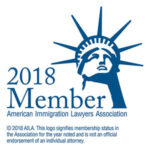 2018 Member of the American Immigration Lawyers Association